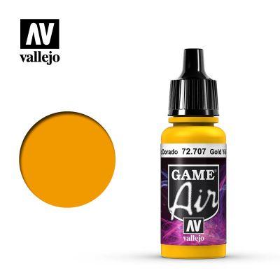 Game Air: Gold Yellow - Amarillo Dorado 72.707