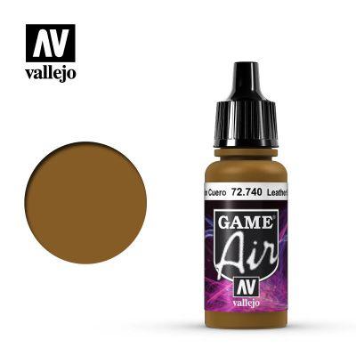 Game Air: Leather Brown - Marrón Cuero 72.740