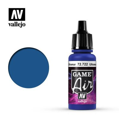 Game Air: Ultramarine Blue - Azul Ultramar 72.722