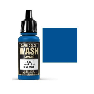 Game Color Wash: Blue Wash - Lavado Azul 73.207