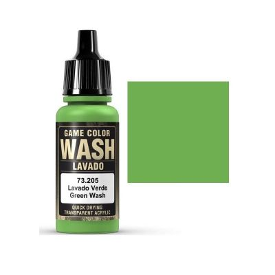 Game Color Wash: Green Wash - Lavado Verde 73.205