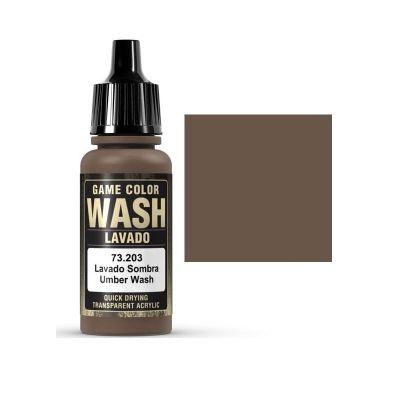Game Color Wash: Umber Wash - Lavado Sombra 73.203