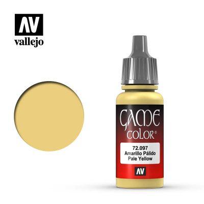Game Color: Pale Yellow - Amarillo Pálido 72.097