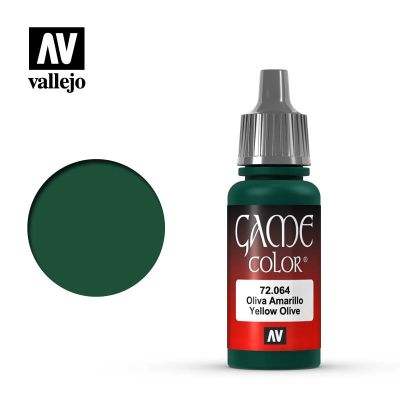 Game Color: Yellow Olive - Oliva Amarillo 72.064