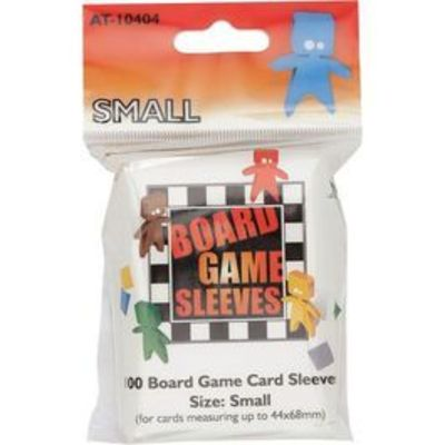 Board Game Sleeves Small - 44 x 68 mm.