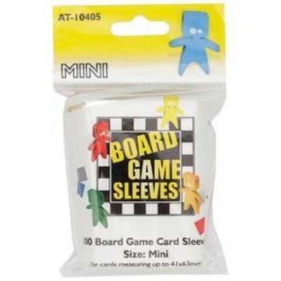 Board Game Sleeves Mini - 41 x 63 mm.
