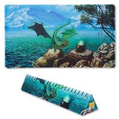 Dragon Shield Playmat Mint Bayaga