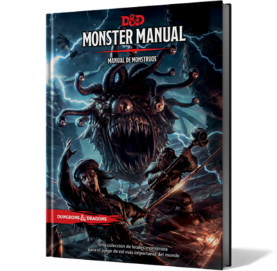 D&D 5th Ed. Manual de Monstruos