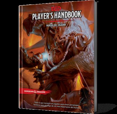 D&D 5th Ed. Manual de Jugador