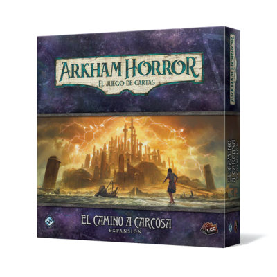 Arkham Horror - LCG - El Camino a Carcosa