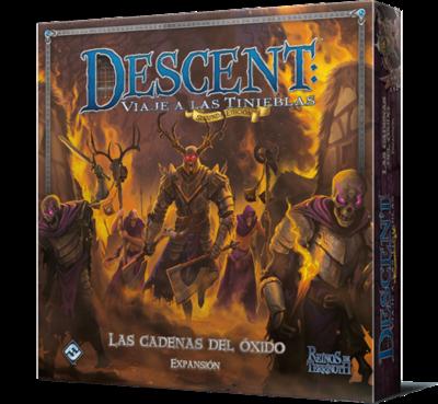 Descent 2ª Edición: Las Cadenas del Óxido