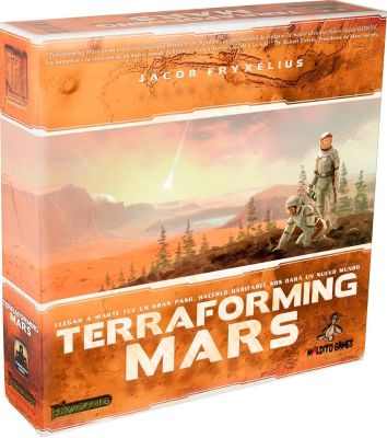 Terraforming Mars (Español)