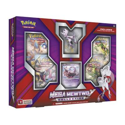 Mega Mewtwo Y Collection