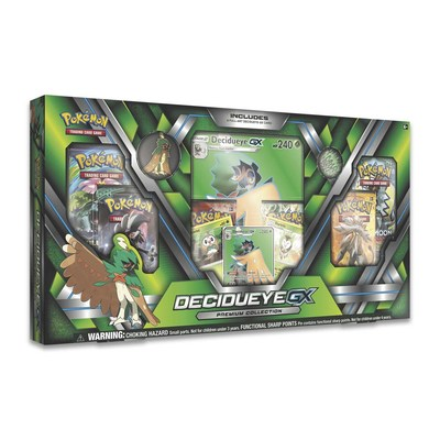 Decidueye GX Premium Collection