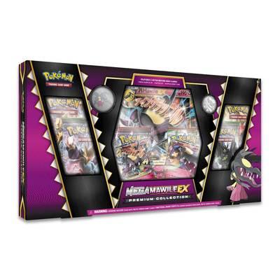 Mega Mawile EX Premium Collection
