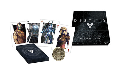 Destiny Premium Dealer Set