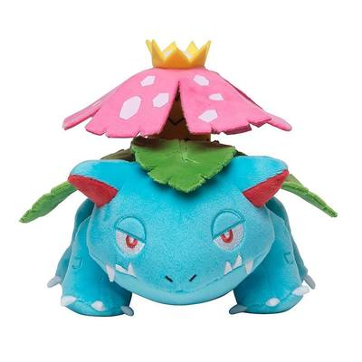 Peluche Venusaur Oficial Pokémon Center