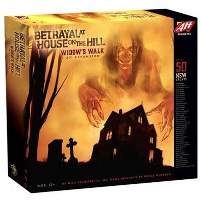 Betrayal at House on the Hill - Widow's Walk Expansion
