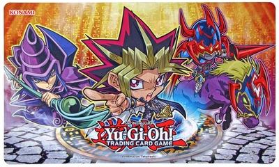 Konami Play Mat - Yugi Chibi