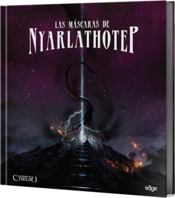 La Llamada de Cthulhu: Las Máscaras de Nyarlathotep Ed. Primigenia - Juego de Rol
