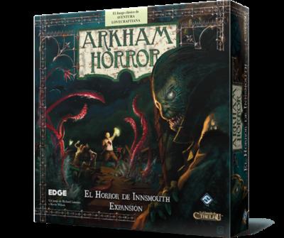 Arkham Horror - El Horror de Innsmouth