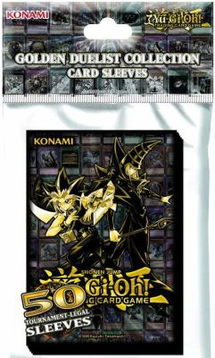 Protectores Yu-Gi-Oh! Golden Duelist Collection - 50 Unidades Small