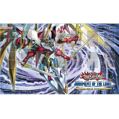 Playmat YGO Number C39: Utopia Ray Victory
