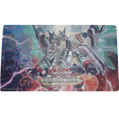 Playmat Yu-Gi-Oh! - Borreload Savage Dragon