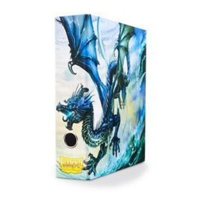 Slipcase Binder - Blue Dragon