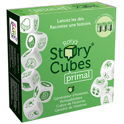Rory's Story Cubes - Primitivo