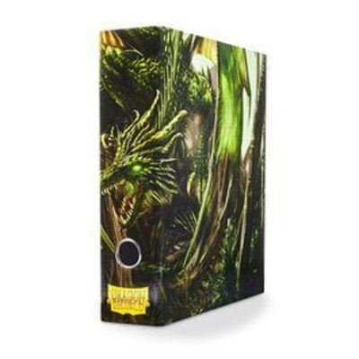 Slipcase Binder - Green Dragon