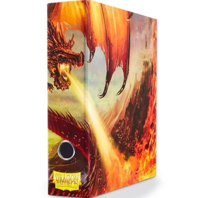 Archivador Dragon Shield Binder - Red Dragon