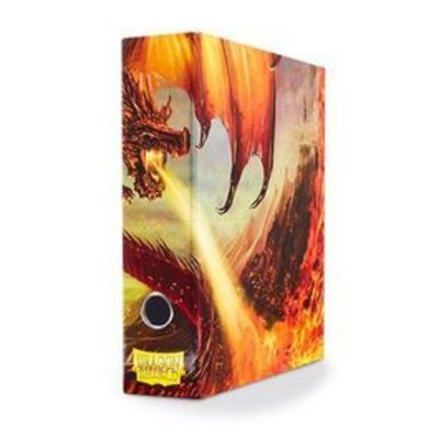 Slipcase Binder - Red Dragon