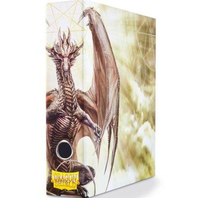 Archivador Dragon Shield Binder - White Dragon