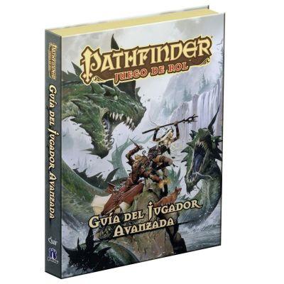 Pathfinder JDR - Guía del Jugador Avanzada Edición de Bolsillo