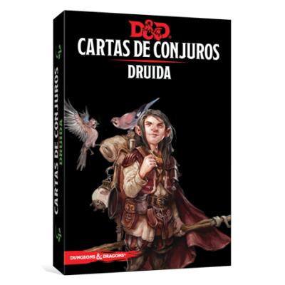 D&D 5th Ed. Cartas de Conjuros Druida