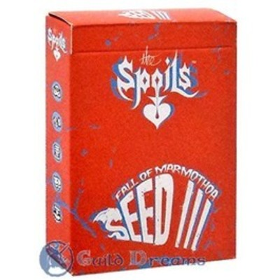 The Spoils Seed III: Fall of Marmothoa - Expansion Pack
