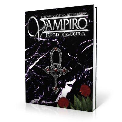 Vampiro: Edad Oscura Ed. 20° Aniversario - Libro Básico