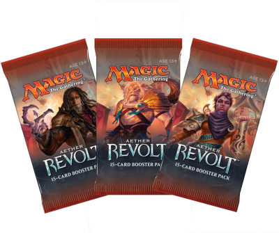 Aether Revolt - Booster