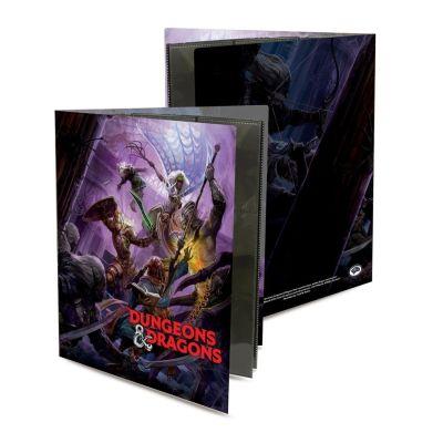 Carpeta D&D para Hojas de Personajes Ultra Pro