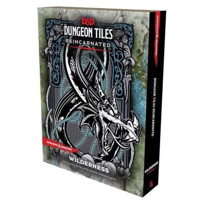 D&D 5th Ed. Dungeon Tiles Reincarnated - Wilderness