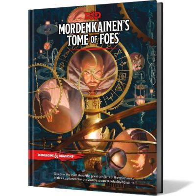 D&D 5th Ed. Mordenkainen's Tome of Foes