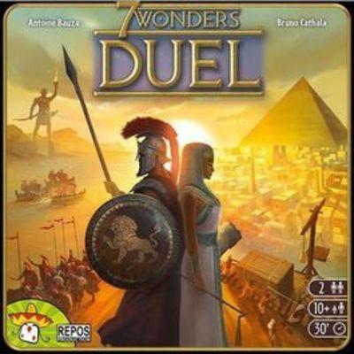 7 Wonders - Duel (Español)