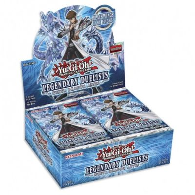 Legendary Duelists White Dragon Abyss - Booster