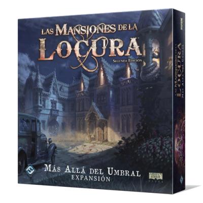 Las Mansiones de la Locura 2ª Edición - Más Allá del Umbral Expansión