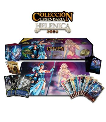 MYL Colección Legendaria Helénica