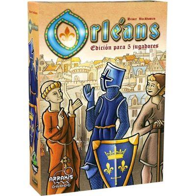 Orleans - Edición para 5 Jugadores