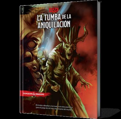 D&D 5th Ed. La Tumba de la Aniquilación