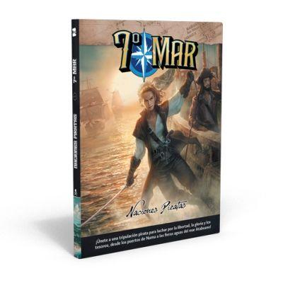 7° Mar Segunda Edición - Naciones Piratas