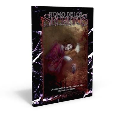 Vampiro: Edad Oscura Ed. 20° Aniversario - Tomo de los Secretos
